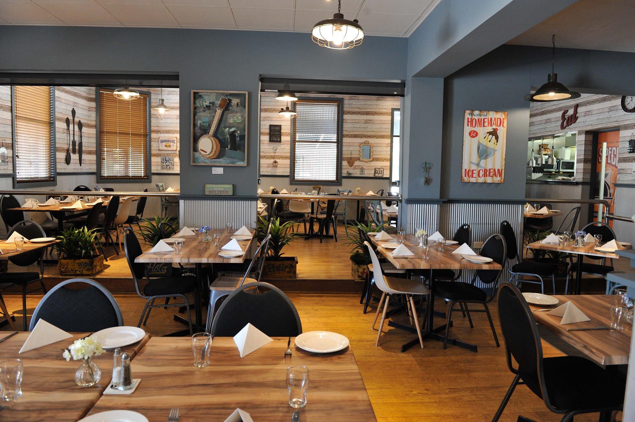 Bushrangers Bar & Brasserie